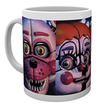 Caneca Five Nights at Freddy's 253311