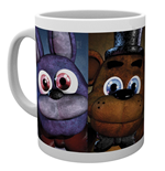 Caneca Five Nights at Freddy's 253317