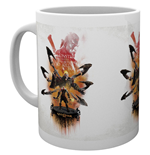 Caneca God Of War 253346