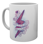 Caneca Harry Potter - Love Leaves Its Own Mark