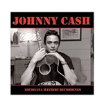 Vinil Johnny Cash - Louisiana Hayride Recordings