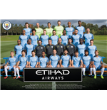 Poster Manchester City FC 253459