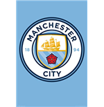 Poster Manchester City FC 253463
