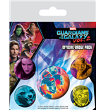 Broche Guardians of the Galaxy 253673