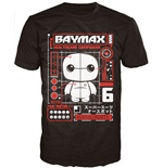 Camiseta Big Hero 6 253805