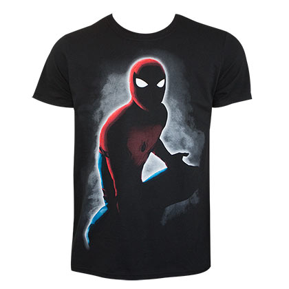 Camiseta Spiderman In The Dark