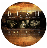 Vinil Rush - Abc 1974 (Picture Disc)