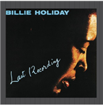 Vinil Billie Holiday - Last Recording