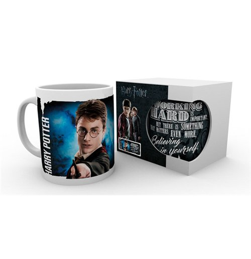 Caneca Harry Potter 254215