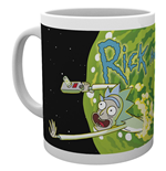 Caneca Rick and Morty 254250