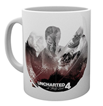 Caneca Uncharted 254284