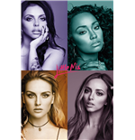 Póster Little Mix - Quad - 61x91,5 Cm