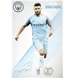 Poster Manchester City FC 254330