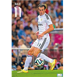 Póster Real Madrid - Bale 14/15 - 61x91,5 Cm