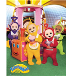 Poster Teletubbies 254361