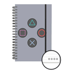Caderno PlayStation 254408
