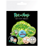 Broche Rick and Morty 254418