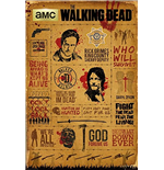 Poster The Walking Dead 254437
