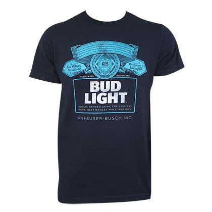 Camiseta Bud Light Azul 903d526bc0f