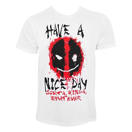 Camiseta Deadpool Have A Nice Day