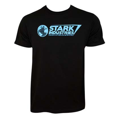 Camiseta Iron Man Stark Industries