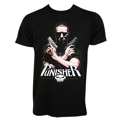 Camiseta The punisher Crossfire