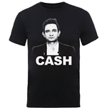 Camiseta Johnny Cash 254815