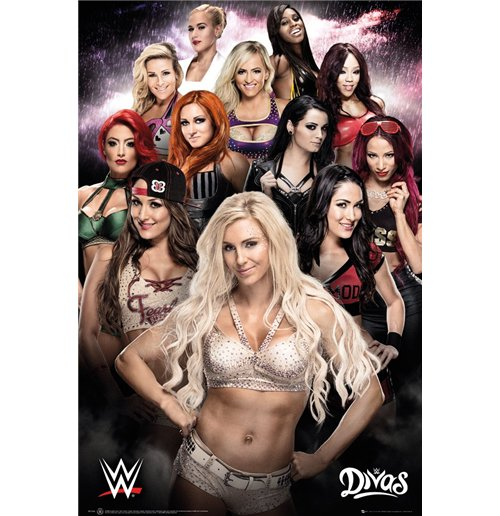 Poster WWE 254950
