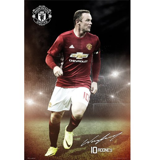 Poster Manchester United FC 255016