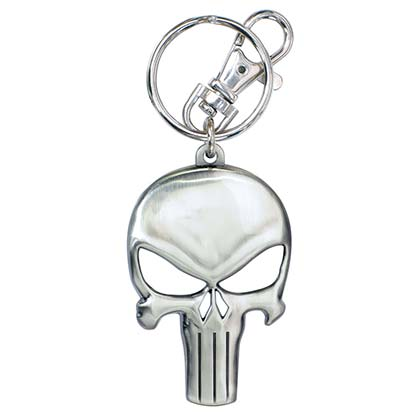 Chaveiro The punisher Skull
