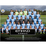 Poster Manchester City FC 255292
