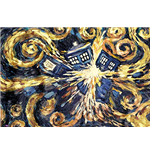 Poster Doctor Who 255314