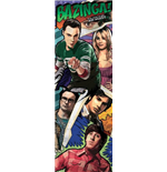 Póster Big Bang Theory - Comic - 53x158 Cm