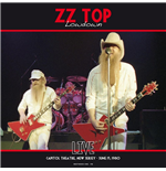 Vinil Zz Top - Live At The Capitol Theatre New Jersey Ny - June 15 1980