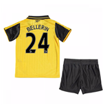 Mini Conjunto Arsenal Away 2016/17 de criança (Bellerin 24)