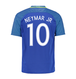 Camiseta Brasil Away 2016/17 (Neymar JR 10)