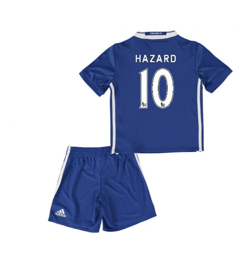 2f13add2c6 Compra Mini conjunto Chelsea 2016-2017 Home (Hazard 10) Original