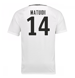 Camiseta Paris Saint-Germain 2016-2017 Third (Matuidi 14)