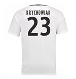 Camiseta Paris Saint-Germain 2016-2017 Third (Krychowiak 23) de criança