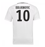 Camiseta Paris Saint-Germain 2016-2017 Third (Ibrahimovic 10) de criança