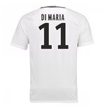 Camiseta Paris Saint-Germain 2016-2017 Third (Di Maria 11) de criança