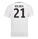 Camiseta Paris Saint-Germain 2016-2017 Third (Ben Arfa 21) de criança