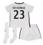 Mini conjunto Paris Saint-Germain 2016-2017 Third (Krychowiak 23)