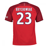 Camiseta Paris Saint-Germain 2016-2017 Away (Krychowiak 23) de criança