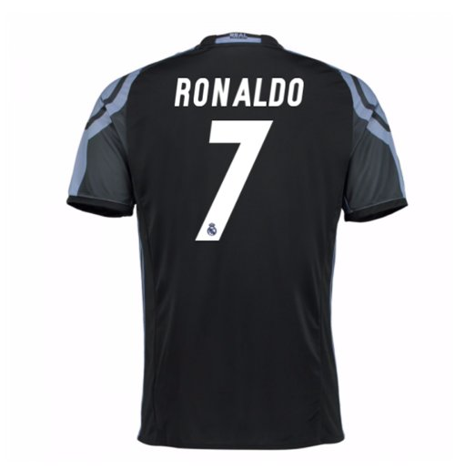 Camiseta Real Madrid Third 2016/17 (Ronaldo 7)