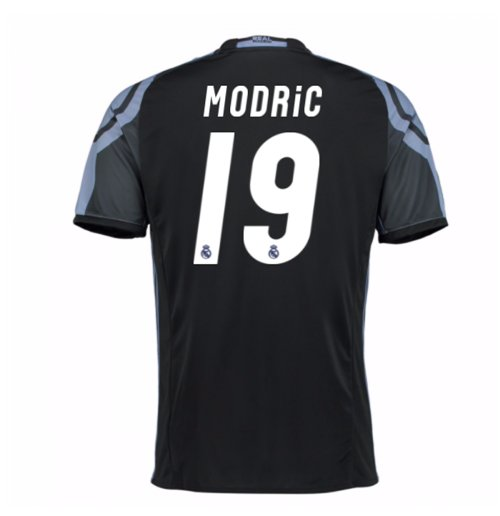 Camiseta Real Madrid Third 2016/17 (Modric 19)