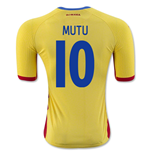 Camiseta Rumania fútbol 2016-2017 Home