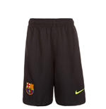Shorts Barcelona 2016-2017 Home (Preto)