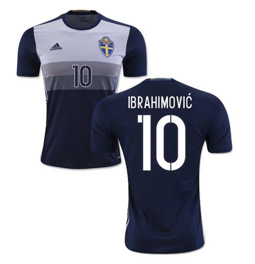 Compra Camiseta Suécia futebol 2016-2017 Away Original bc9f89d3b6c82