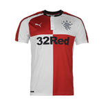 Camiseta Rangers f.c. 2016-2017 Away